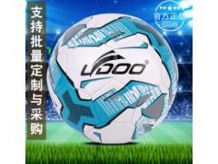 厂家定制PU5号贴皮足球耐磨防爆机贴学校儿童训练比赛世界杯足球
