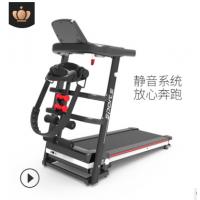 跨境及礼品公司专供跑步机电动家用多功能健廋身减肥器室内走步机