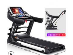 家用电动智能wifi跑步机折叠静音减震多功能运动健身器材一件代发