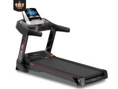 T900跑步机家用静音健身折叠单/多功能蓝屏免安装电动跑步机按摩