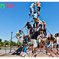 户外游乐设备儿童大型攀爬娱乐设备儿童爬网户外拓展组合游乐设备