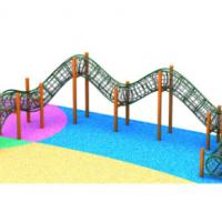 儿童滑梯户外游乐攀爬设备幼儿园游乐休闲钻圈架拓展体能训练设备