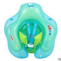 [2019新款]自游宝贝婴儿游泳圈趴圈防下滑新生儿童宝宝1-6岁泳圈