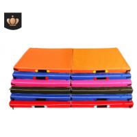 厂家直销加厚牛津布折叠体操垫舞蹈垫运动垫子练功垫训练垫子包邮