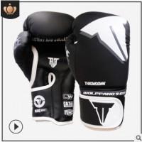 THROWDOWN仕尔道搏击拳套健身手套专业定制成人职业训练拳击手套