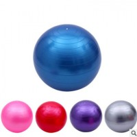 kuotuo25-65cm瑜伽防爆球5色可选 送气拔气塞气筒 4件套 一件代发