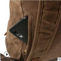 双肩包男欧美户外旅行书包跨境爆款防盗电脑背包防水后背囊登山包