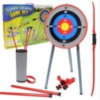 儿童安全弓箭飞镖亲子吸盘射击玩具户外运动器材仿真射箭弓箭套装