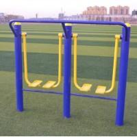 小区健身器材室外广场体育器材老年人户外路径组合双人太空漫步机