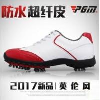 厂家直销PGM 高尔夫球鞋 女士运动鞋 活动钉休闲运动鞋
