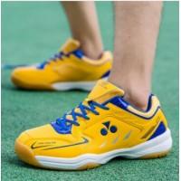 新款羽毛球鞋男轻便防滑透气网球鞋舒适跑步鞋情侣运动乒乓球鞋