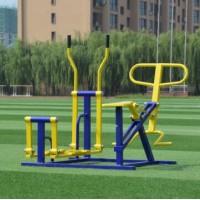户外骑马机平步机组合广场公园小区体育运动用品室外健身器材