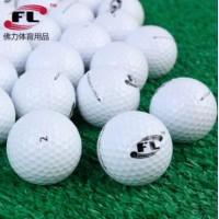 高尔夫球厂家直销 FL 高尔夫球 GOLF高尔夫练习球 双层