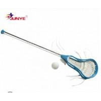 厂家定制塑料曲棍球拍长曲棍球铝质球杆户外运动体育用品健身活动