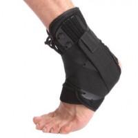 运动护踝 绑带系鞋带护脚踝 加压扭伤防护康复护具护脚套