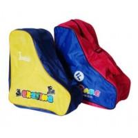 金棒轮滑包溜冰滑冰旱冰鞋袋子儿童成人轮滑鞋加厚单双肩收纳背包