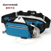 骑行水壶手机运动腰包防水多功能户外跑步包登山健身装备用品