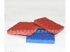 浙江塑胶跑道厂家 混合型塑胶跑道材料报价 学校塑胶跑道施工