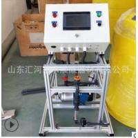 厂家直销喷灌滴灌专用智能施肥机水肥一体化设备智能水肥一体机