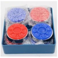 沙狐球桌专用沙壶球 精美家用沙狐球厂家直销一盒八个
