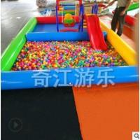 小型游乐设备 摆摊投资小儿童沙滩乐园
