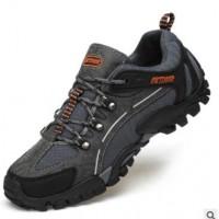 迅奇男士登山鞋防水防滑耐磨旅行旅游沙漠运动户外鞋履爬山徒步鞋