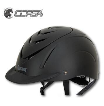 CORSA品牌K-27马术头盔儿童骑马安全帽欧美国家CE认证