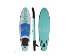 sup冲浪板站立式桨板成人海上冲浪板拉丝材料垫充气水上冲浪板