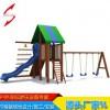 木制儿童户外滑滑梯 幼儿园木质滑梯 秋千攀登架组合滑梯厂家
