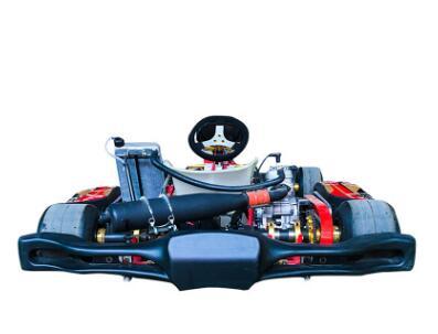 厂家直销 125CC水冷比赛漂移单人卡丁车 竞赛二冲程专业卡丁车