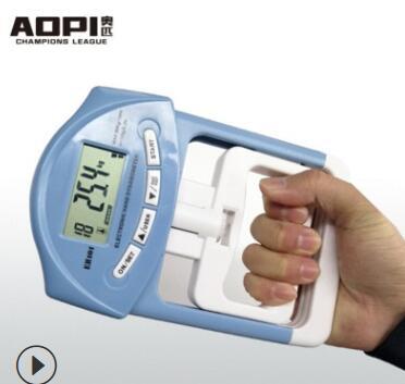 专用测力计测试仪电子可调节握力表握力计计数中考握力器成人学生