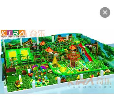 淘气堡儿童乐园森林系列大小型室内儿童游乐园设备闯关拓展项目