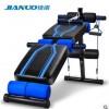 八胶棉豪华仰卧板仰卧起坐健身器材家用收腹机多功能健身椅腹肌板