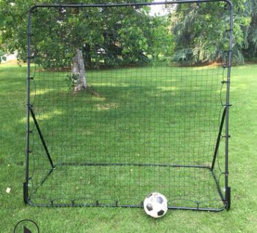 足球大回弹器 固球训练器 反弹网回弹足球门 足球训练装备小球门
