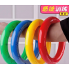 早教体操圈玩具手摇铃幼儿园器械儿童有声幼儿益智体操塑料环