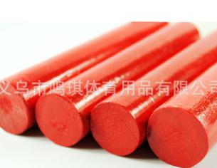 厂家批发木质接力棒 交接棒 光面接力棒 田径比赛专用短跑接力棒