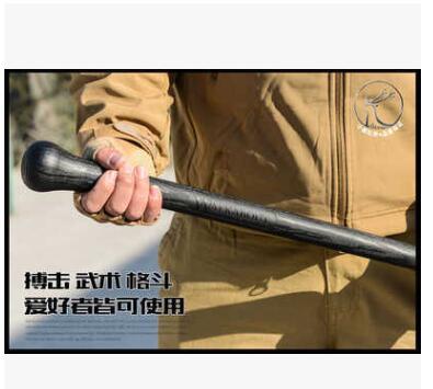 美国冷钢ColdSteel徒步登山手杖车载防身装备户外塑钢拐棍91WALK