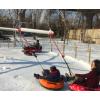 雪地转转雪圈转转雪地摩托雪地坦克冰场雪场游乐设备