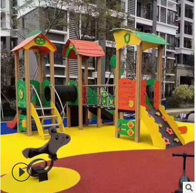 大型攀爬网 游乐园户外景区 拓展训练 儿童爬网