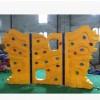 仿真攀岩墙 户外拓展攀爬设备 幼儿园儿童攀岩墙游乐设备