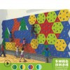 新款儿童攀岩墙室内幼儿园室外攀爬墙儿童攀岩石塑三角形攀岩