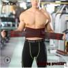 SKDK专业运动护腰带背部腰部8根保护支撑条健身深蹲举重硬拉腰带