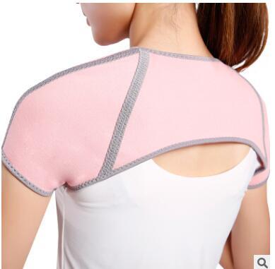 护肩保暖睡觉肩颈热敷颈椎套自发热肩膀护具防寒男女士