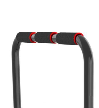 可调节高度双杠 室内减脂健腹单双杠 健身器材厂家代工