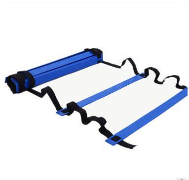 厂家新款敏捷梯 足球篮球训练绳梯 步伐训练梯足球训练器材代发