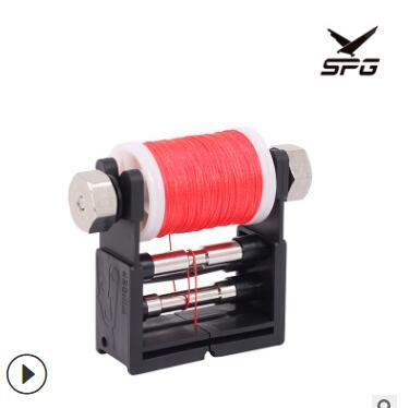 高端绕弦器护弦绳ABS+铝合金绕线器松紧可调弓箭射箭器材厂家