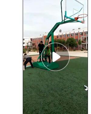 厂家批发篮球架篮球框篮球网户外比赛篮球框成人篮球架篮球圈球网