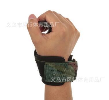 健身训练举重手套男女握力带运动护腕助力带牛皮护肘腰带深蹲