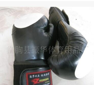 拳套 拳击手套 加厚拳峰pu材质 高剥离 高撕裂皮革