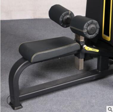 厂家商用健身器材力量器械坐式高拉背背部训练器运动健身器材